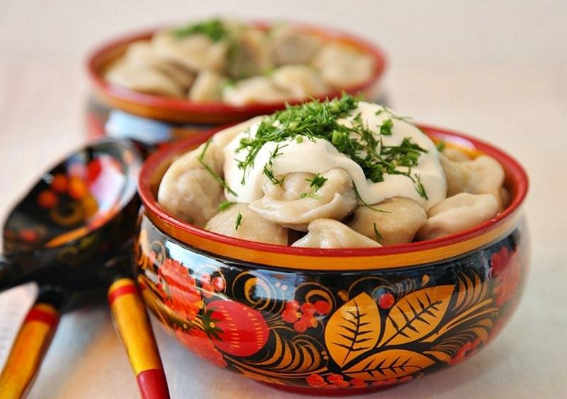 Российские блюда представили в Японии