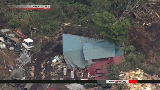 Более 50 человек на Хоккайдо остаются в убежищах после сентябрьского землетрясения