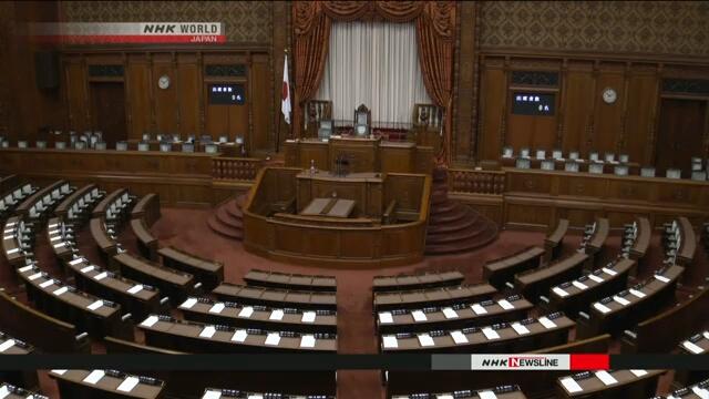 Японский парламент одобрил законопроект об иностранных рабочих