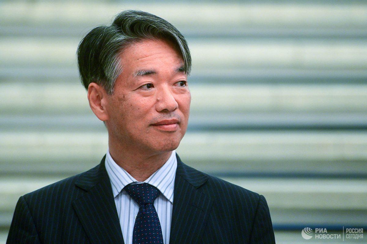 Посол Японии в России прокомментировал вопрос заключения мирного договора