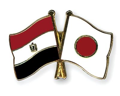 Японские ученики из пострадавших от наводнений районов отправились в Египет