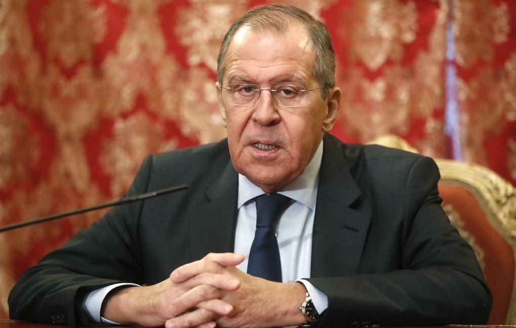 Лавров: отношения РФ и Японии не созрели для решения сложных проблем по мирному договору