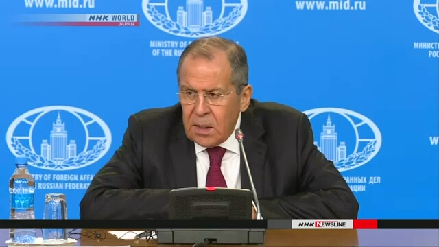 По словам Лаврова, признание итогов Второй мировой войны обязательно