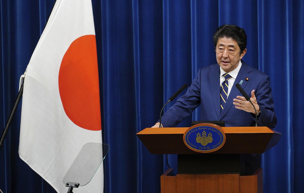 Абэ пообещал повысить эффективность Сил самообороны Японии на фоне угроз безопасности
