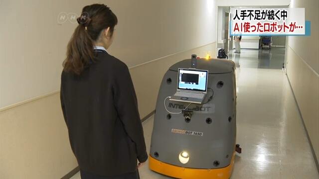 Япония пытается справиться с нехваткой рабочей силы, используя искусственный интеллект