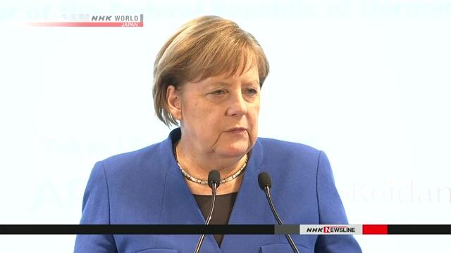 Ангела Меркель высоко оценила потенциал Соглашения об экономическом партнерстве между Японией и Германией