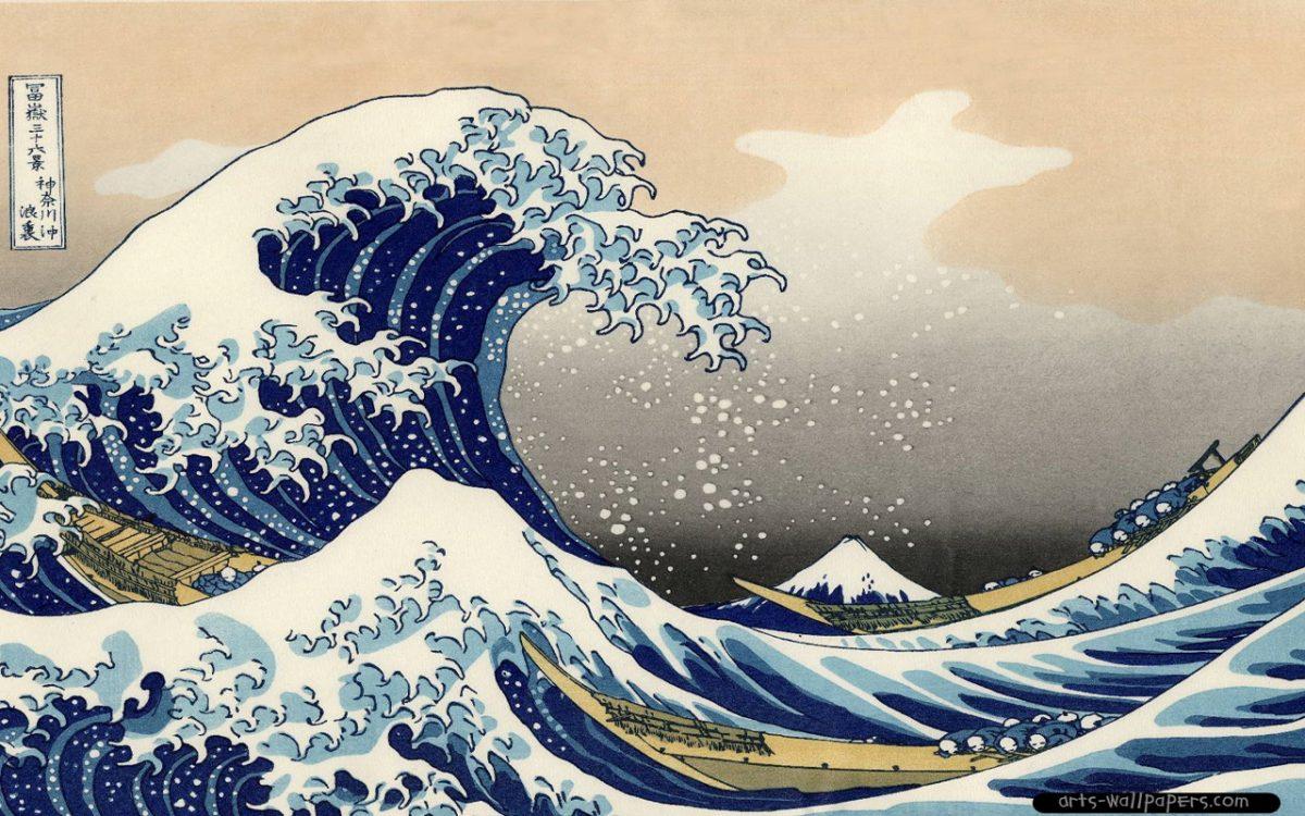 Моя большая волна