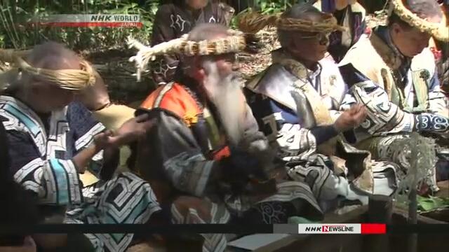 Правительство Японии одобрило законопроект о признании айнов коренным народом