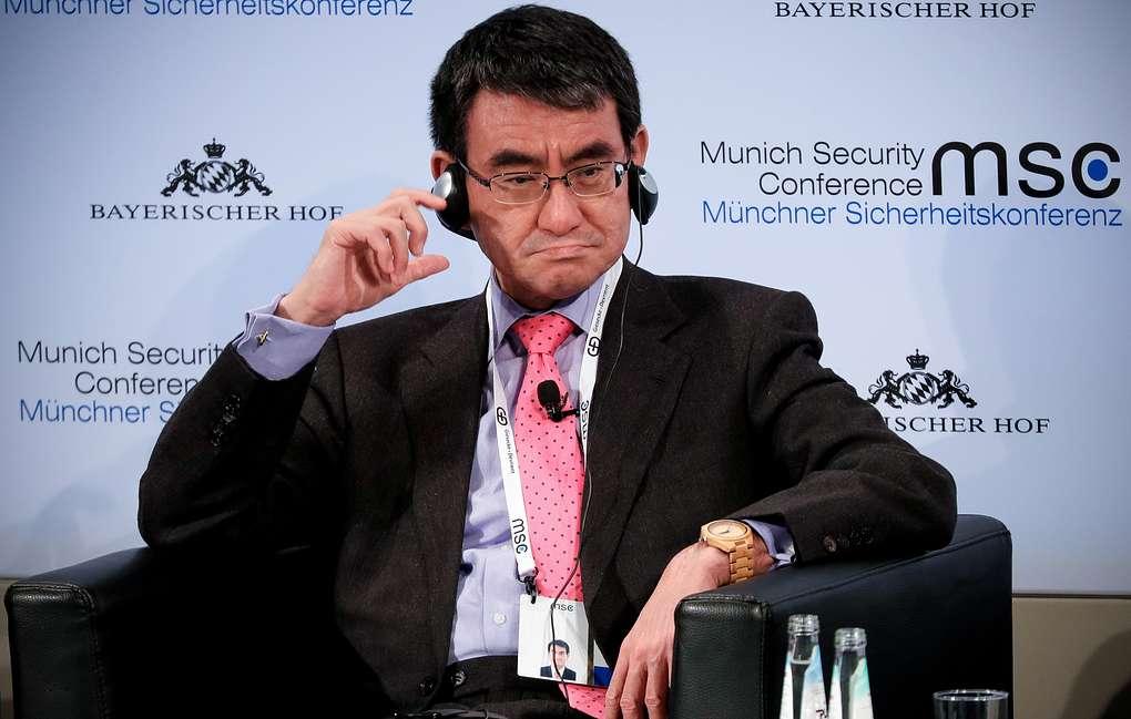 Глава МИД Японии рассказал о скором визите Лаврова в Токио