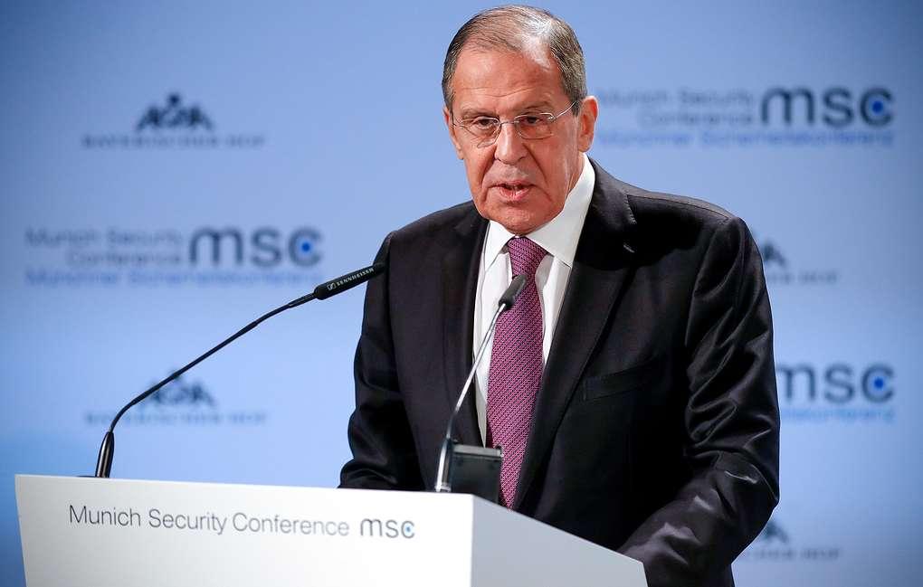 Лавров: Россия не ставит искусственных сроков для мирного договора с Японией