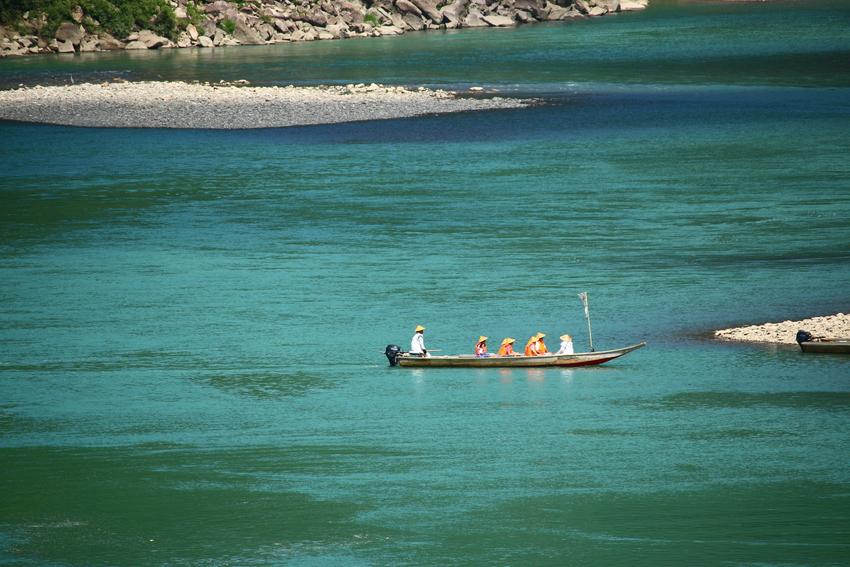 На реке Кумано прошел ритуал очищения