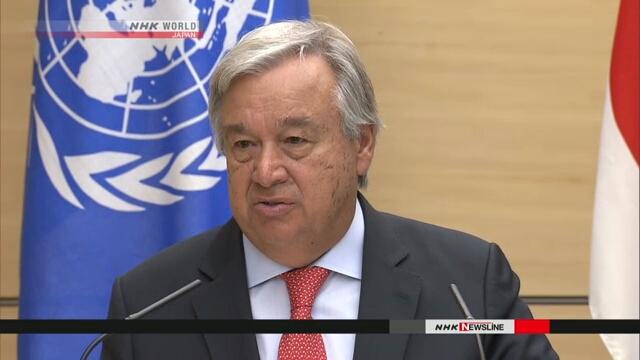 ООН и Фонд Японии будут прилагать усилия для охраны морских ресурсов