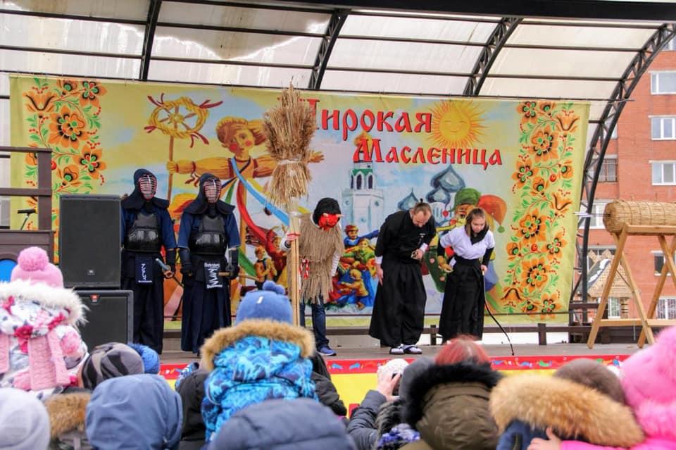 Русско-японская Масленица или диалог культур