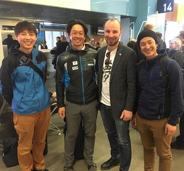 Японский спортсмен стал призёром Континентального Кубка по лыжному двоеборью в Свердловской области
