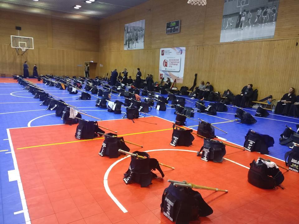 Всероссийский семинар по кендо с Масатаки Суми сэнсэем (8 дан, Ханси)