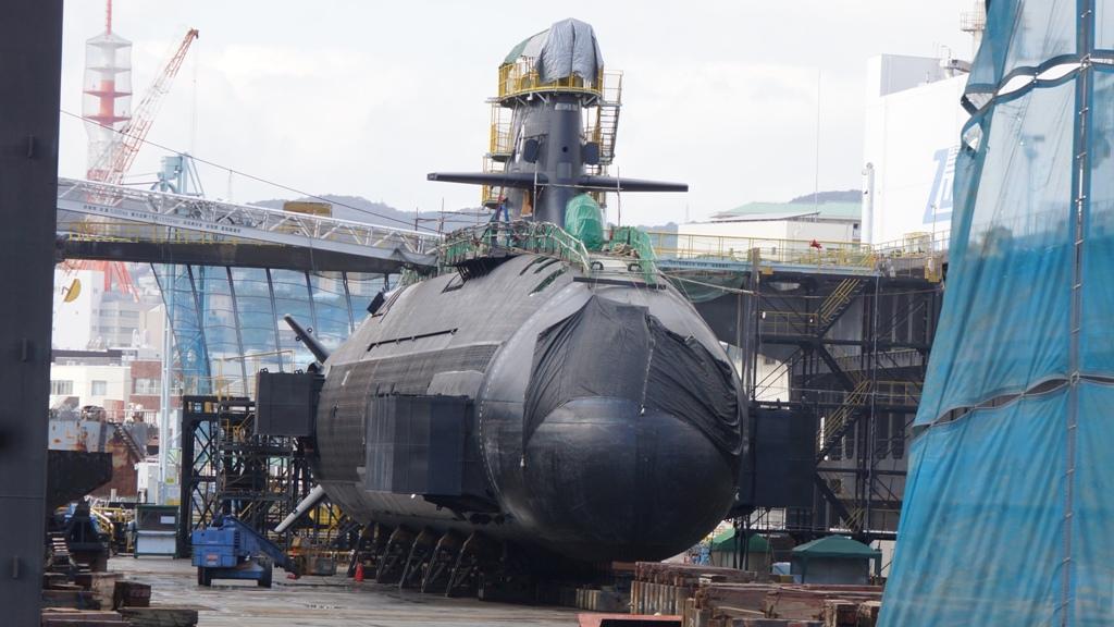 СМИ: ВМС Японии получили десятую новейшую ударную подлодку класса «Сорю»