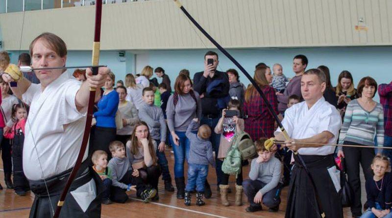 Демонстрация Кюдо на фестивале «Фрегат «Паллада» в Ульяновске (26-30.03.2019)