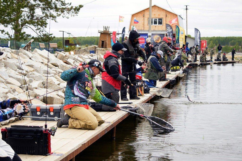 Лучшие мастера гуманной рыбалки сразятся за Уральский форелевый кубок