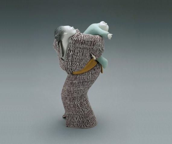 Выставка «Под ветвями цветущей сакуры. Куклы Оно Хацуко»