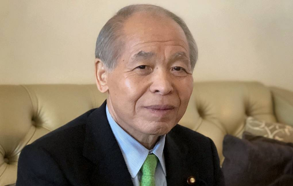 Японский политик: только Путин и Абэ способны прийти к мирному договору