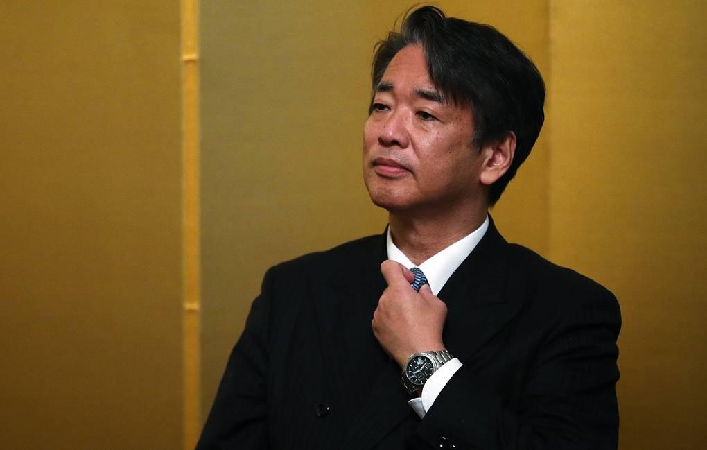 Посол Японии в РФ: пока у руля сильные лидеры, мирный договор возможен