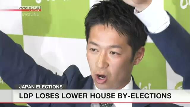 ЛДП потерпела поражение в борьбе за два депутатских мандата на дополнительных выборах