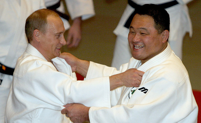СМИ: глава Федерации дзюдо Ямасита станет новым председателем НОК Японии