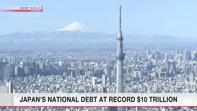 Размеры долга Японии бьют рекорд третий год подряд