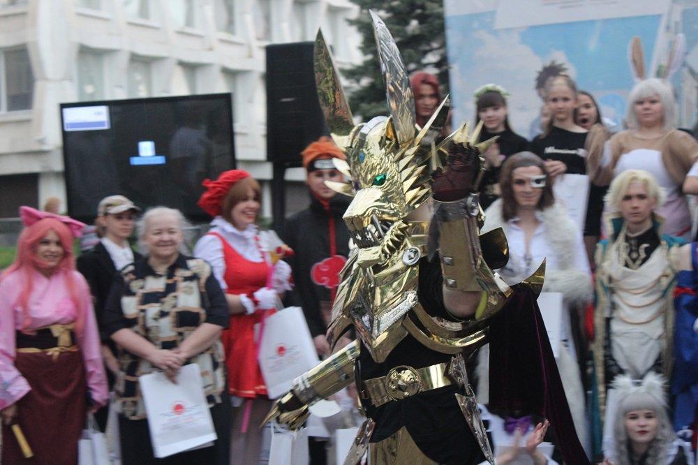 В Ульяновске провели фестиваль косплея и аниме