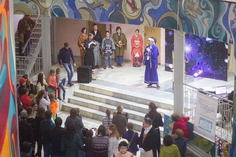 Ночь Музеев-2019 в Бийске