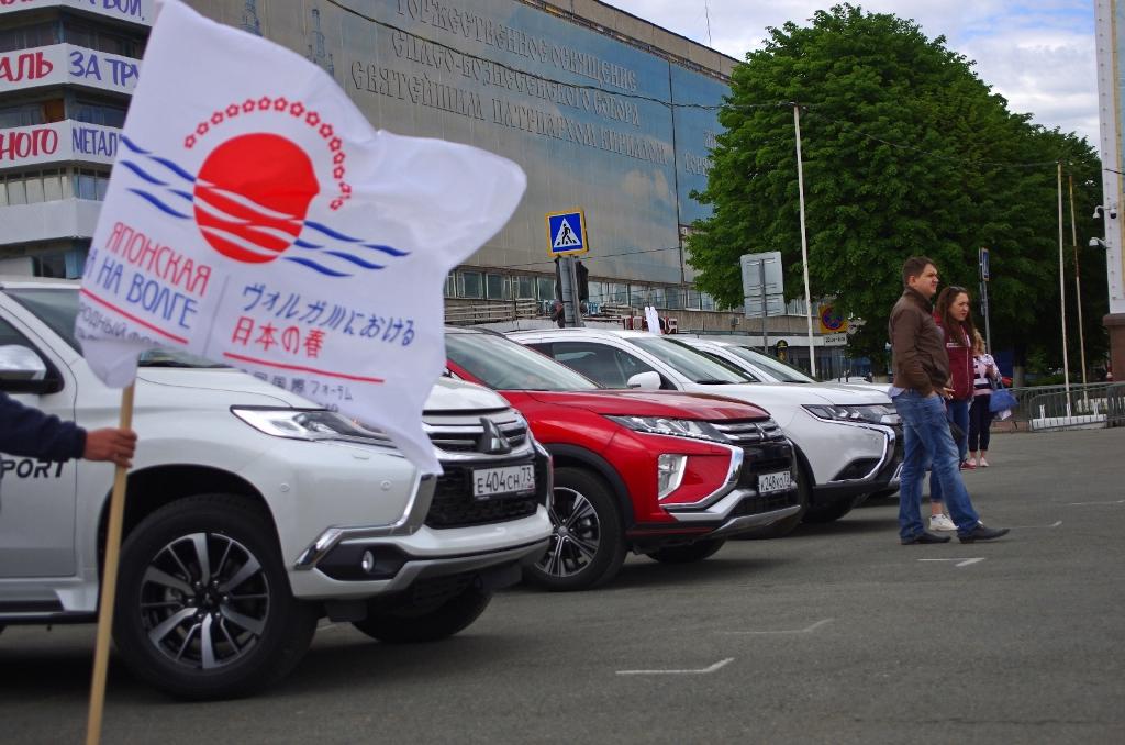 Ульяновскую область накрыл «Японский драйв»