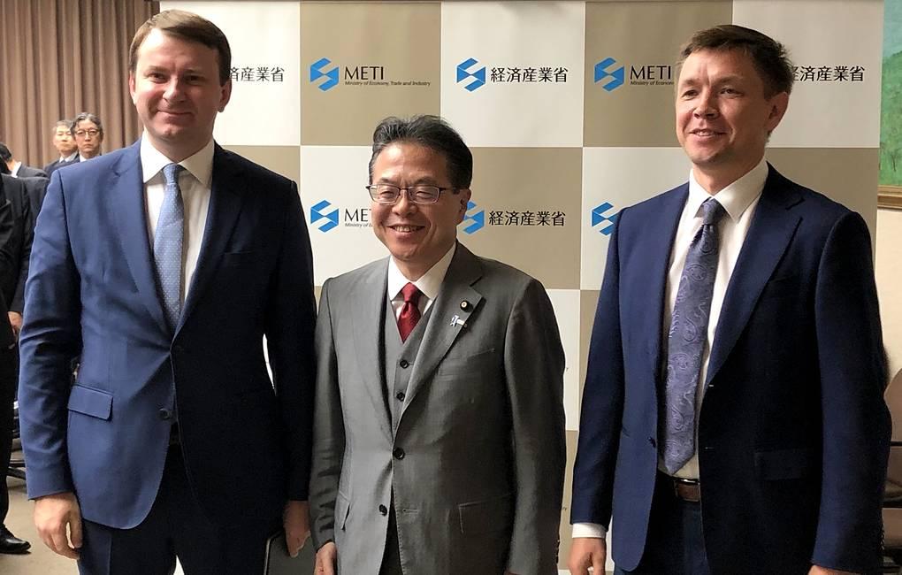 Орешкин: план японско-российского сотрудничества демонстрирует конкретные результаты