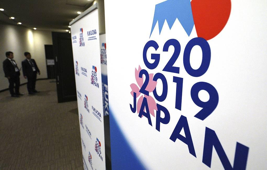 При кабмине Японии создали кризисный штаб на случай непогоды в зоне проведения саммита G20