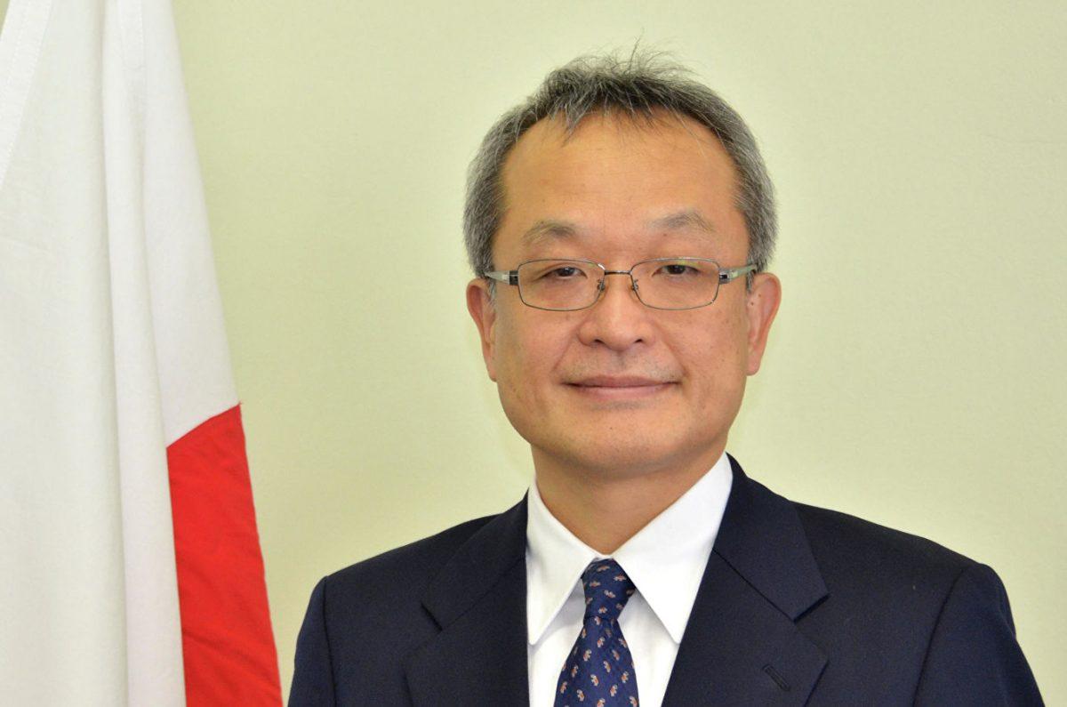 Генконсул Коитиро Накамура: Владивосток служит Японии окном в Россию