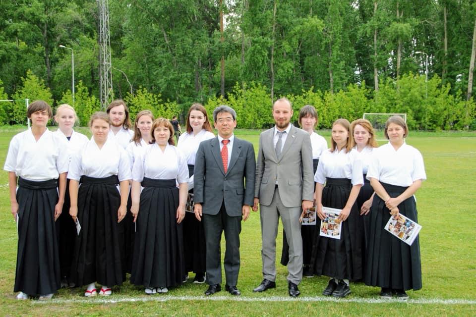 Первый официальный в РФ региональный Чемпионат по Кюдо прошел в г. Екатеринбурге Свердловской области