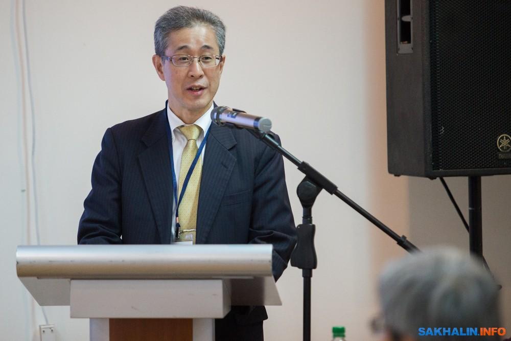 Генеральный консул Японии на Сахалине покидает пост