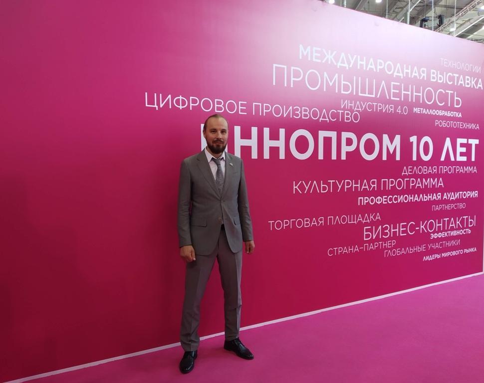 Япония приняла участие в юбилейной X Международной промышленной выставке ИННОПРОМ-2019 в Екатеринбурге