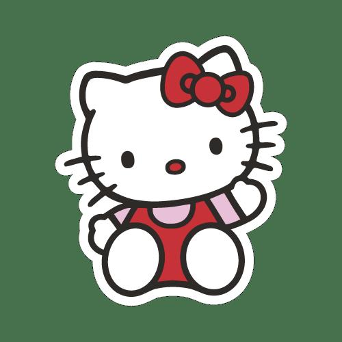 На мероприятии в Нью-Йорке Hello Kitty участвовала в кампании ООН