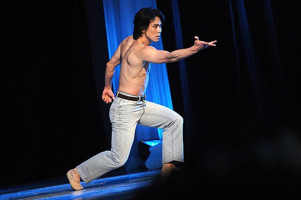 Японский артист балета назначен на ведущий пост в российском театре