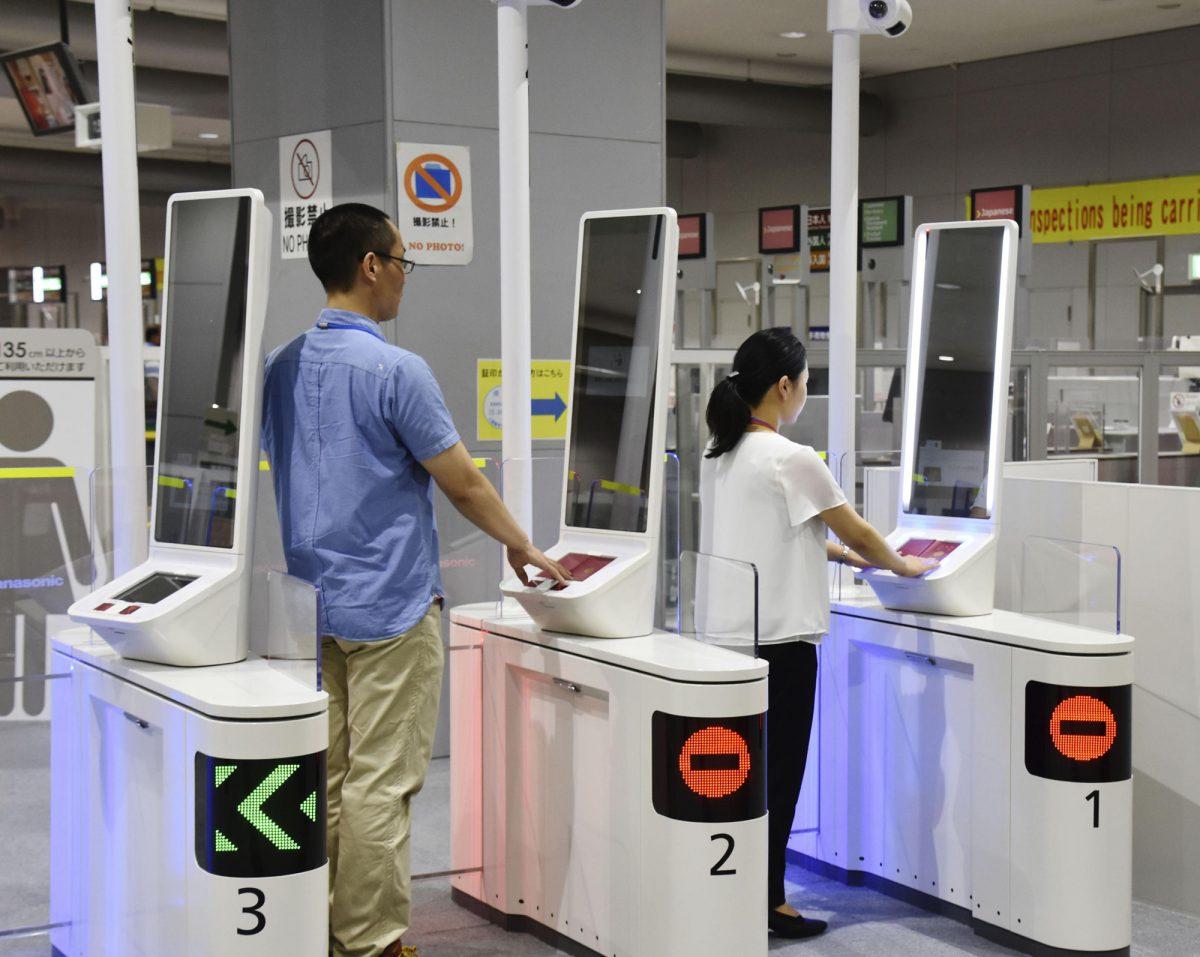 В Японии внедрят систему распознавания лиц на паспортном контроле для иностранцев