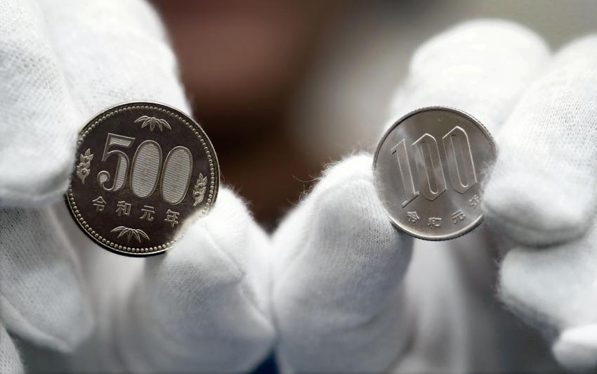 Монетный двор Японии начал чеканку монет эпохи Рэйва
