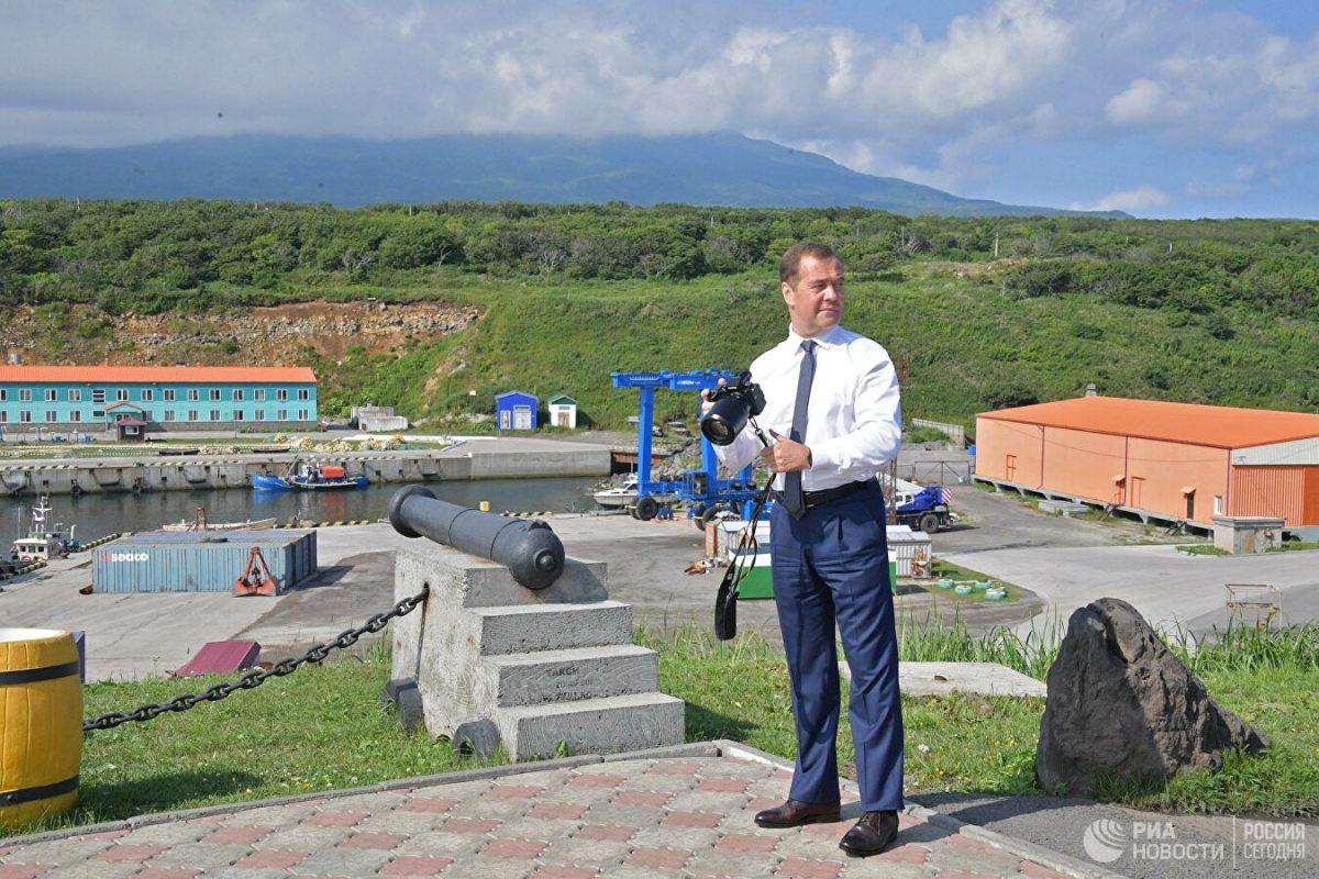 В Японии ответили на ноту российского МИД по южным Курилам