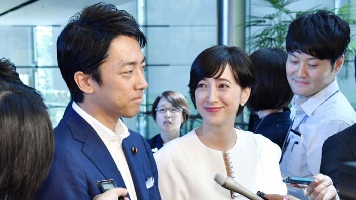 Сенсация японской светской жизни