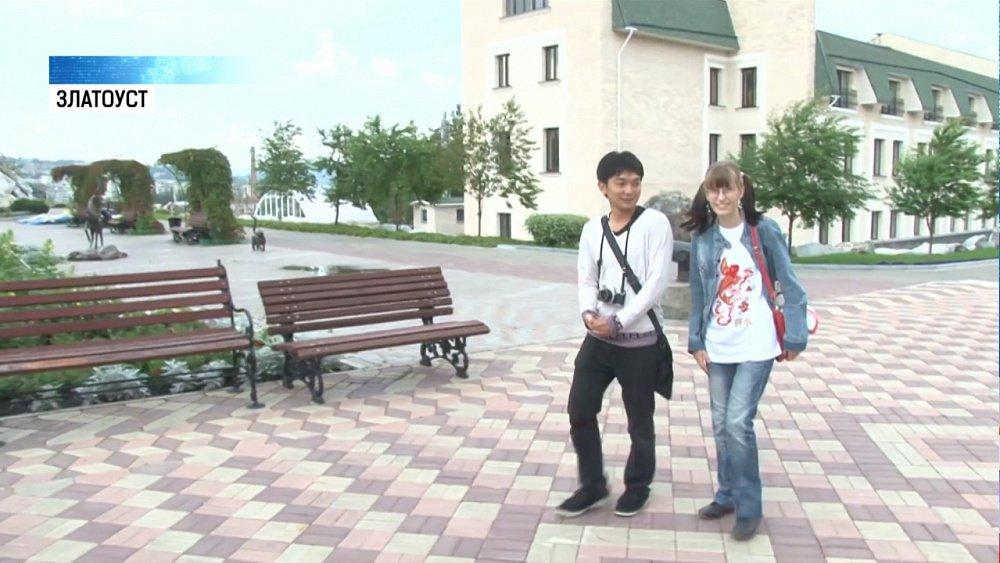 На Южном Урале провели экскурсию для гостя из Японии