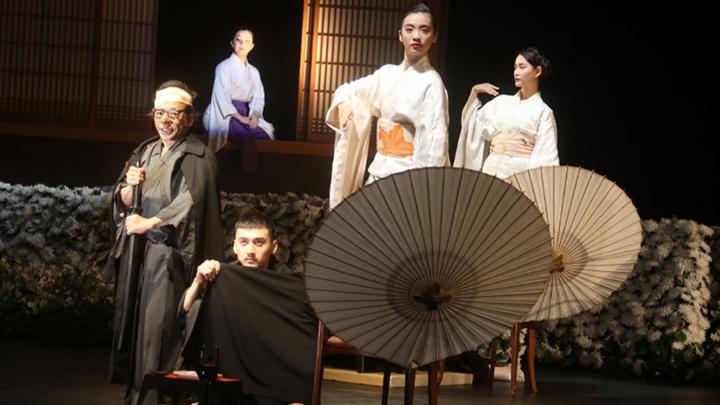 Постановка «Король Лир» открыла программу российско-японской Театральной олимпиады