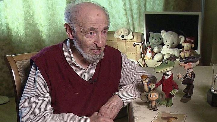 Мультипликатору Леониду Шварцману исполняется 99 лет