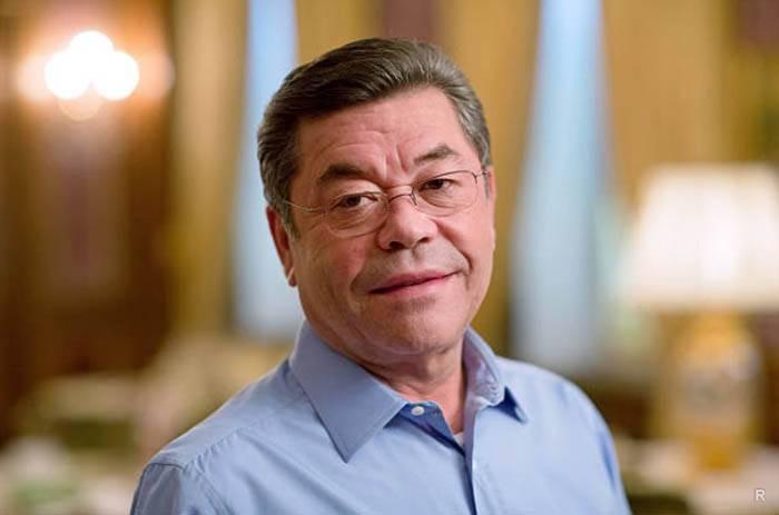 Ф.К. Шодиев награжден Орденом Дружбы
