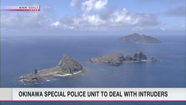 Япония разместит специальное подразделение в префектуре Окинава для борьбы с нарушителями границы