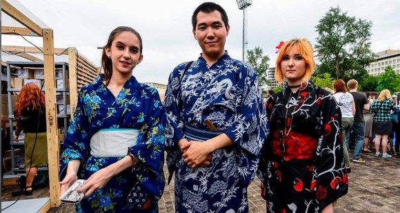Самураи и каллиграфия. В Москве пройдет фестиваль японской культуры