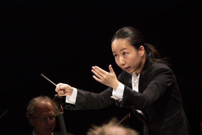 Нодока Окисава из Японии победила на Безансонском Международном конкурсе молодых дирижёров